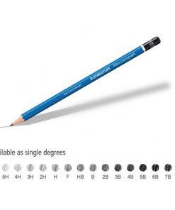 مداد و مداد رنگی ، تراش و پاک کن و غلط گیر